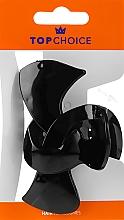 Parfumuri și produse cosmetice Cleme de păr, negre - Top Choice Hair Claw Clip 25563