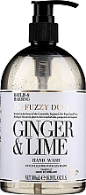 Parfumuri și produse cosmetice Săpun lichid de mâini - Baylis & Harding Fuzzy Duck Hand Wash, Ginger & Lime