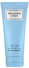 Parfumuri și produse cosmetice Abercrombie & Fitch First Instinct Blue Women - Loțiune pentru corp