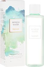 Parfumuri și produse cosmetice Toner fără alcool pentru față - Heimish Refresh Water Clean Up Peeling Water