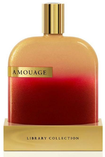 Amouage The Library Collection Opus X - Apă de parfum — Imagine N2