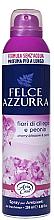 Parfumuri și produse cosmetice Odorizant pentru casă - Felce Azzurra Fiori di Ciliegio e Peonia Spray