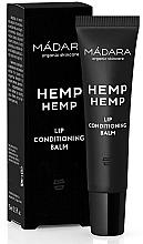 Parfumuri și produse cosmetice Balsam pentru buze - Madara Cosmetics Hemp Hemp Lip Balm