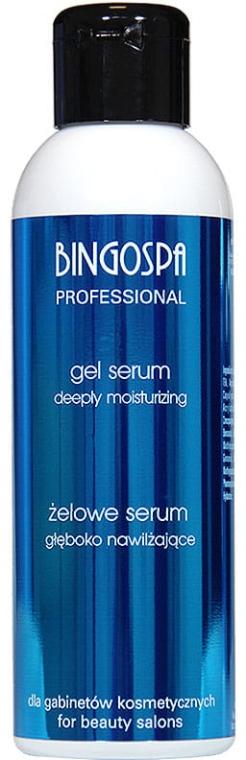 Gel-ser hidratarea profundă - BingoSpa Artline Gel Moisturizing Serum — Imagine N1
