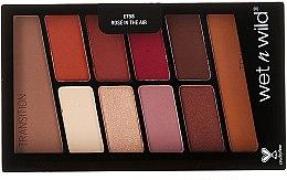 Set - Wet N Wild Midnight Goddess Collection (eyesh/palette/8.5g + powder/9g + lipstick/3.3g + bag) — Imagine N5