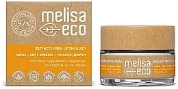 Parfumuri și produse cosmetice Cremă-lifting nutritivă pentru față - Melisa Eco