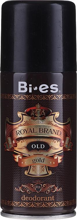 Deodorant spray - Bi-es Royal Brand Gold — Imagine N1