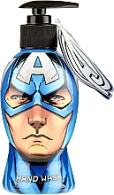 Parfumuri și produse cosmetice Săpun lichid pentru mâini - Disney Marvel Capitan America