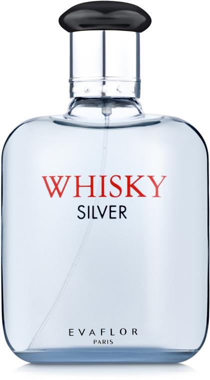 Evaflor Whisky Silver - Apă de toaletă