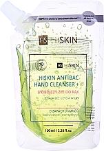 "Parfumuri și produse cosmetice Gel antibacterian pentru mâini ""Mango"" - Hiskin Antibac Hand Cleanser+"