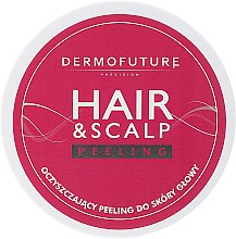 Parfumuri și produse cosmetice Peeling pentru scalp - DermoFuture Hair&Scalp Peeling
