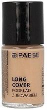 Parfumuri și produse cosmetice Fond de ten ușor cu mătase pentru piele uscată - Paese Long Cover