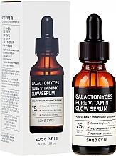 Parfumuri și produse cosmetice Ser cu Vitamina C și Galactomisis - Some By Mi Galactomyces Pure Vitamin C Glow Serum