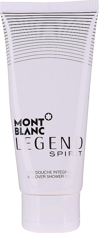 Montblanc Legend Spirit - Set (edt/100ml + ash/balm/100ml + sh/gel/100ml) — Imagine N3