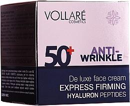 Parfumuri și produse cosmetice Cremă antirid cu efect de întărire 50+ - Vollare Age Creator Firming Anti-Wrinkle Cream Day/Night 50+