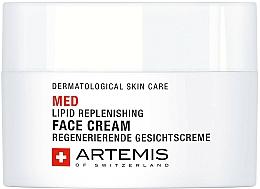 Parfumuri și produse cosmetice Cremă lipidică revitalizantă pentru față - Artemis of Switzerland Med Lipid Replenishing Face Cream