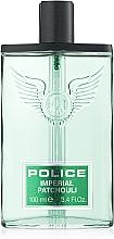 Parfumuri și produse cosmetice Police Imperial Patchouli - Apă de toaletă