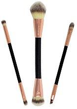Parfumuri și produse cosmetice Set de pensule machiaj - Makeup Revolution Flex & Go Brush Set