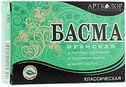Parfumuri și produse cosmetice Basma vopsea de păr - Artkolor