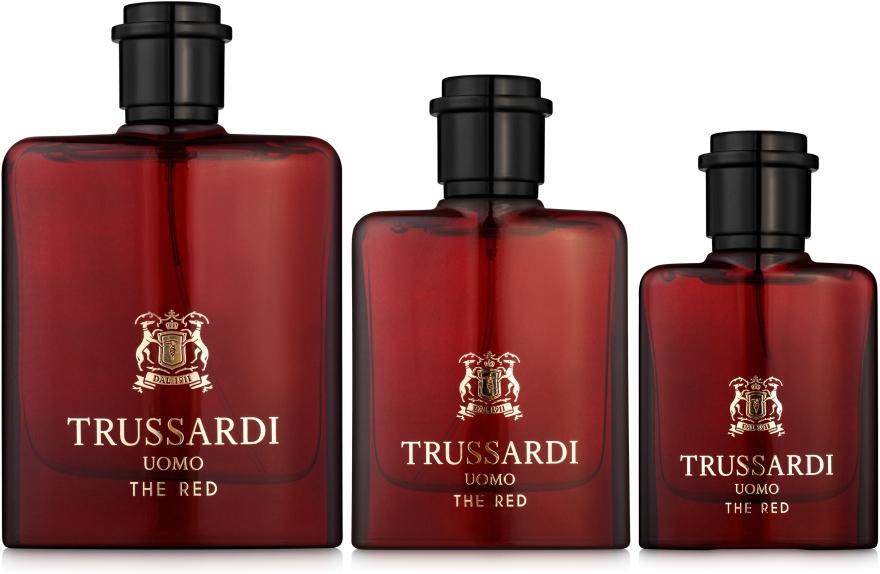 Trussardi Uomo The Red - Apă de toaletă — Imagine N3