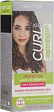 Parfumuri și produse cosmetice Cremă-gel pentru păr ondulat - Kativa Keep Curl Superfruit Active