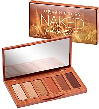 Parfumuri și produse cosmetice Paletă fard de ochi - Urban Decay Naked Petite Heat Eyeshadow Palette