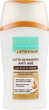 Parfumuri și produse cosmetice Lapte demachiant pentru față - Clinians Latte & Olio Cleansing Milk