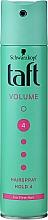 """Parfumuri și produse cosmetice Lac de păr """"Volum"""", fixare extra puternică - Schwarzkopf Taft"""