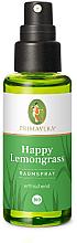 """Parfumuri și produse cosmetice Spray parfumat pentru casă - Primavera Organic """"Happy Lemongrass"""" Room Spray"""