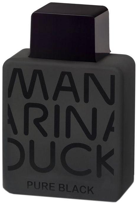 Mandarina Duck Pure Black - Apă de toaletă (tester cu capac) — Imagine N1