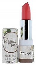 Parfumuri și produse cosmetice Ruj de buze - Rougi+ Green Natural Lipstick