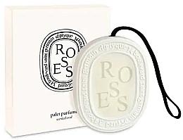 Parfumuri și produse cosmetice Aromatizator - Diptyque Roses Scented Oval