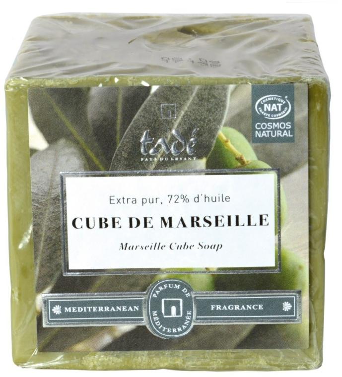 Săpun de Marsilia (cub) - Tade Marseille Cube Soap — Imagine N1