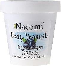 """Parfumuri și produse cosmetice Iaurt pentru corp """"Coacăză neagră"""" - Nacomi Body Yogurt Blueberry Dream"""