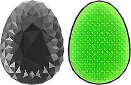 Parfumuri și produse cosmetice Perie de păr - Twish Spiky Hair Brush Model 2 Midnight Black