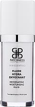 Parfumuri și produse cosmetice Fluid pentru față - Patchness Skin Essentials Oxygenating Moisturising Fluid