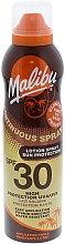 Parfumuri și produse cosmetice Loțiune-Spray de protecție solară pentru corp - Malibu Continuous Lotion Spray Sun Protection SPF 30
