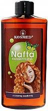 Parfumuri și produse cosmetice Ser cu extract de ridiche neagră pentru păr - Kosmed