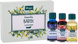 Parfumuri și produse cosmetice Set - Kneipp (bath/oil/20mlx3)