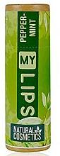 """Parfumuri și produse cosmetice Balsam de buze """"Mentă"""" - Accentra My Lips Mint Lip Balm"""
