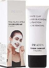 """Parfumuri și produse cosmetice Mască de față """"Argilă albă"""" - Pil'Aten White Clay Mask Blackhead Extraction Acne Removal"""