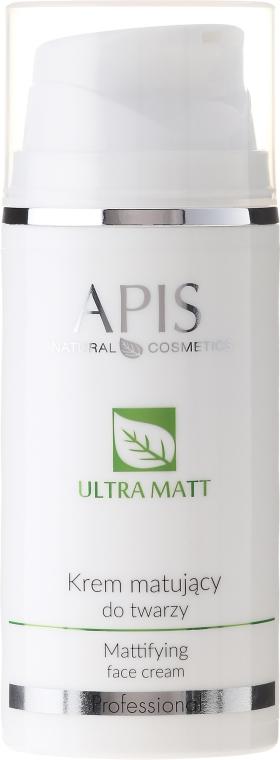 Cremă matifiantă pentru față - APIS Professional Matting Face Cream
