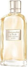 Parfumuri și produse cosmetice Abercrombie & Fitch First Instinct Sheer - Apă de parfum (tester fără capac)