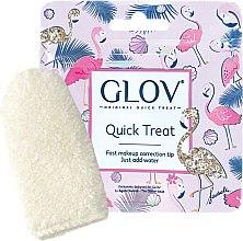 Parfumuri și produse cosmetice Mini-mănușă pentru îndepărtarea machiajului - Glov Quick Treat Fast Makeup