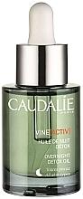 Parfumuri și produse cosmetice Ulei detox de noapte - Caudalie VineActiv Overnight Detox Oil