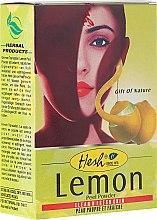 Parfumuri și produse cosmetice Mască tonifiantă pentru față - Hesh Lemon Peel Powder