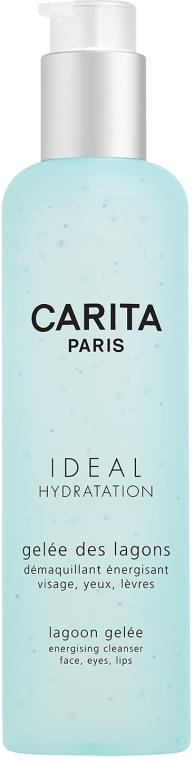Soluție demachiantă - Carita Ideal Hydratation Gelee Des Lagons — Imagine N1