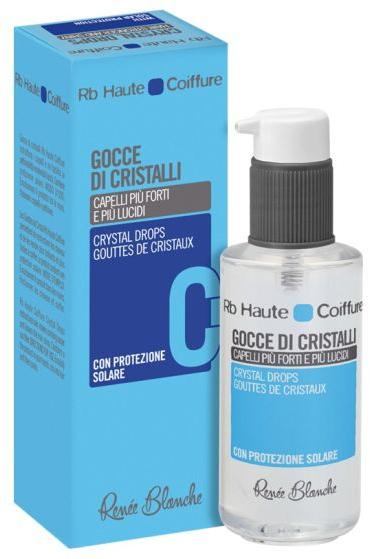 Ser pentru părul deteriorat - Renee Blanche Haute Coiffure Gocce di Cristalli Serum — Imagine N4