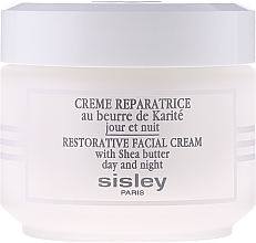 Cremă regeneratoare - Sisley Botanical Restorative Facial Cream With Shea Butter — Imagine N2