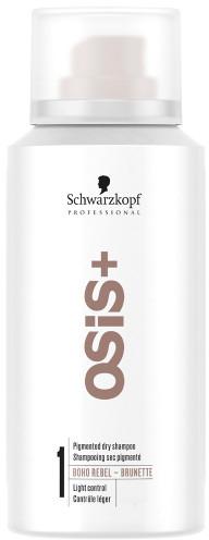 Șampon uscat - Schwarzkopf Professional Osis+ Boho Rebel Brunette
